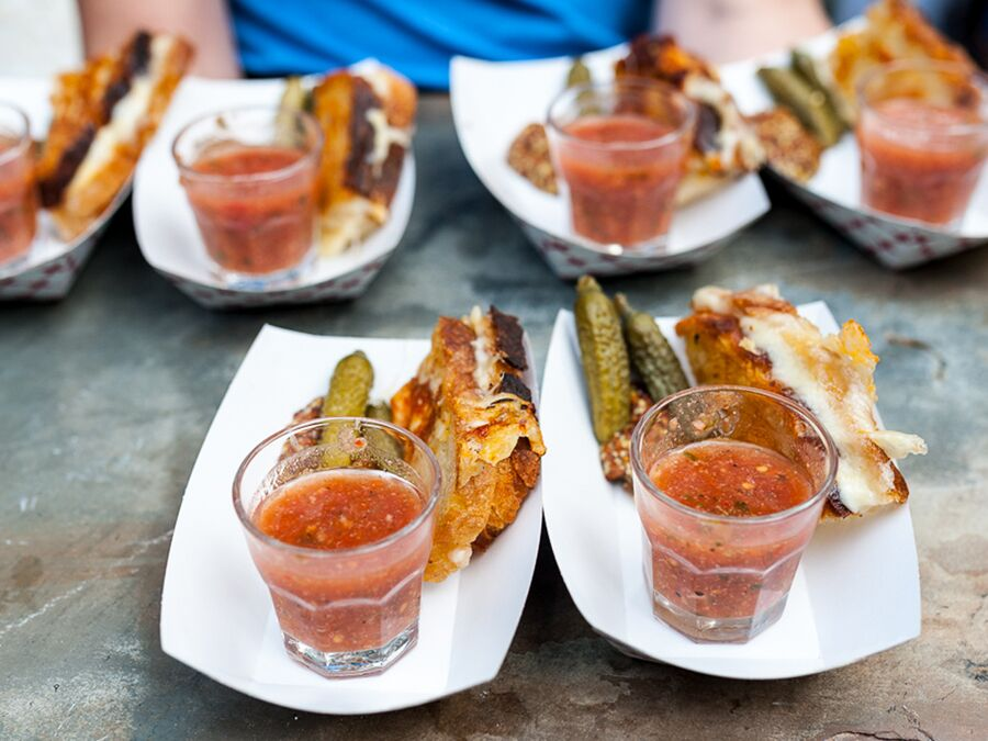 Tasty Cocktail And Appetizer Pairings We Love