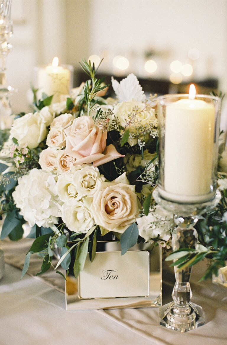 table decoration wedding 26 most insta worthy flower ideas we ve seen 7887