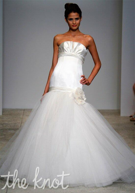 Kenneth Pool Luisa Wedding Dress photo