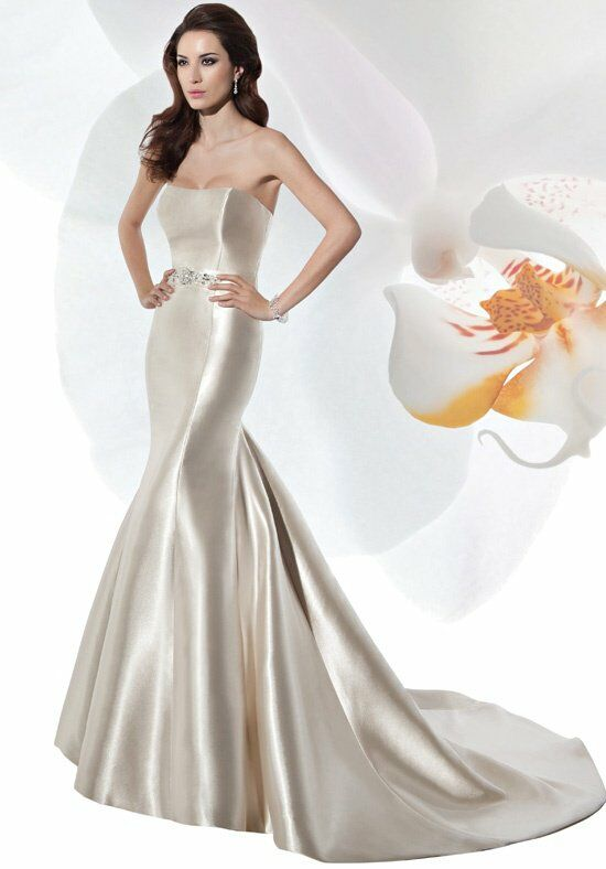 Demetrios 3204 Wedding Dress photo