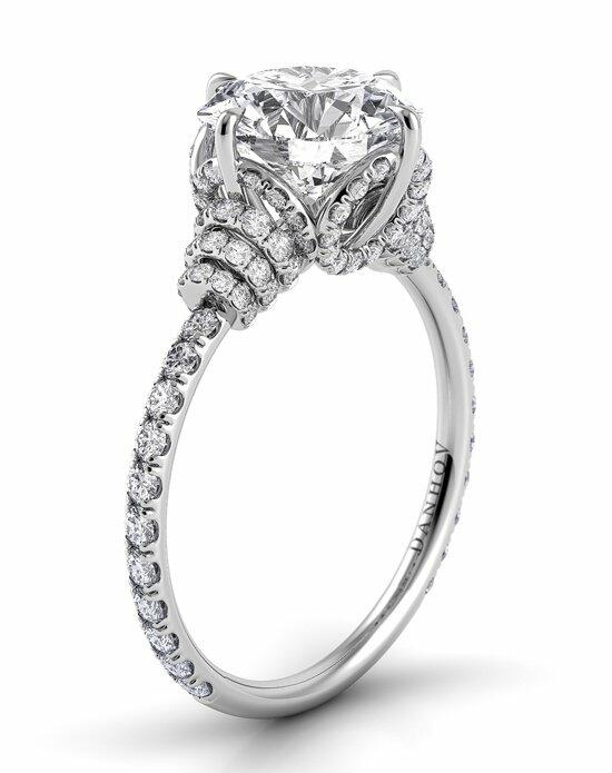 Danhov Eleganza Diamond Wrap Engagement Ring photo