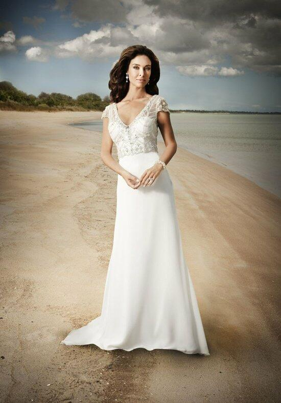Roz la Kelin - Diamond Collection Zella - 5569T Wedding Dress photo