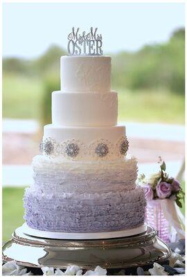 Vegan Wedding Cake Colorado Springs