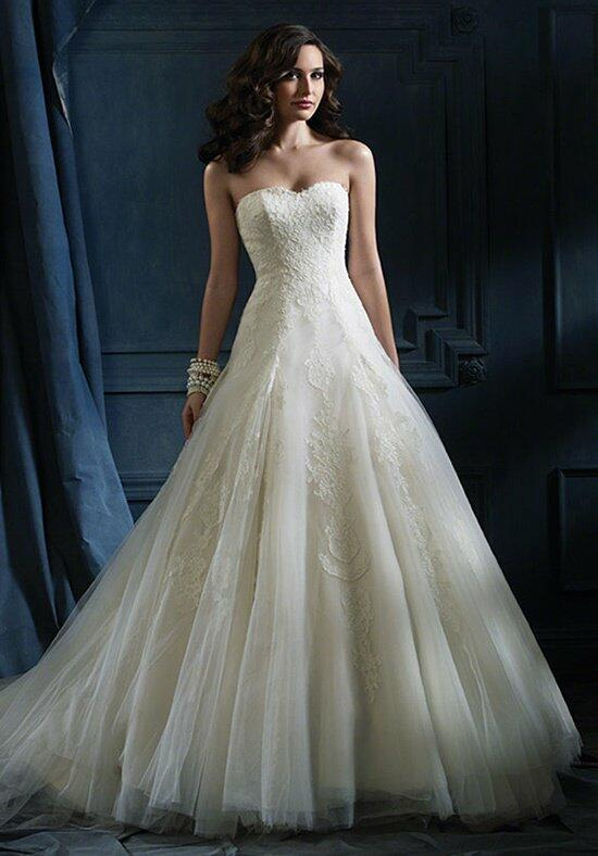 Alfred Angelo Sapphire 867/867C Wedding Dress photo