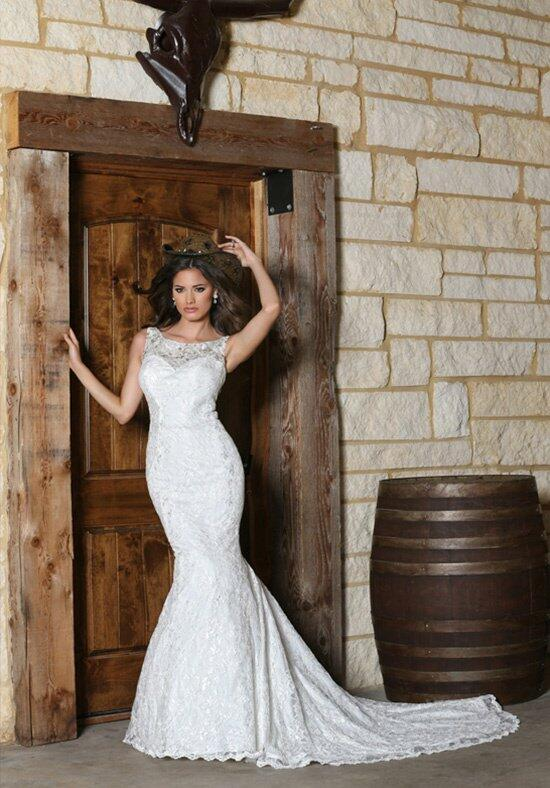 DaVinci Bridal 50301 Wedding Dress photo