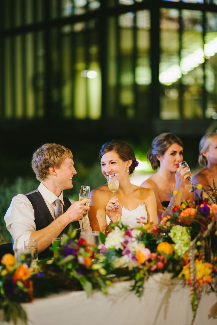 An Eclectic Fall Wedding At The Witte Museum In San
