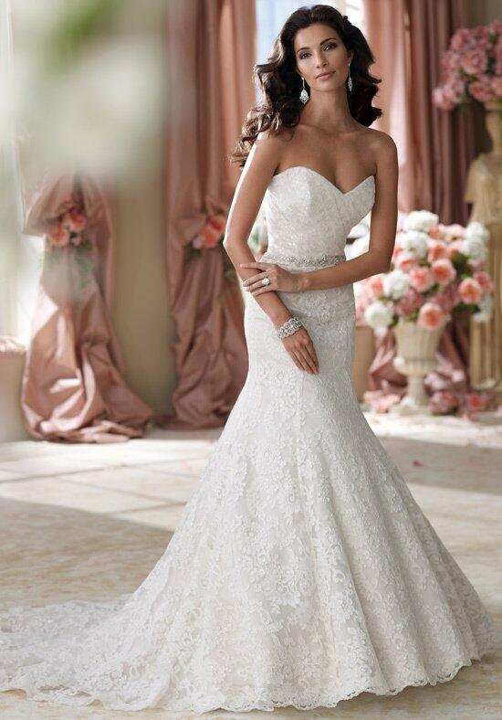 David Tutera for Mon Cheri 114280 Wedding Dress photo