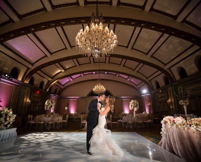 A Glam Hotel Wedding At Langham Huntington In Pasadena California