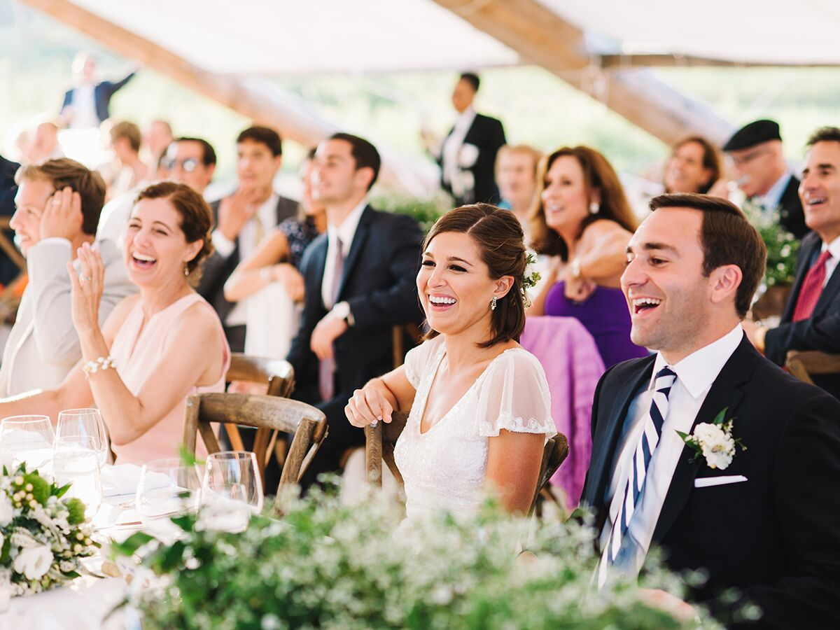 How To Make Sure You Talk To All Of Your Wedding Guests