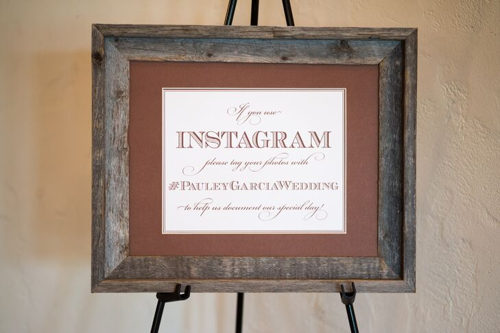 how to create a hashtag on instagram for wedding