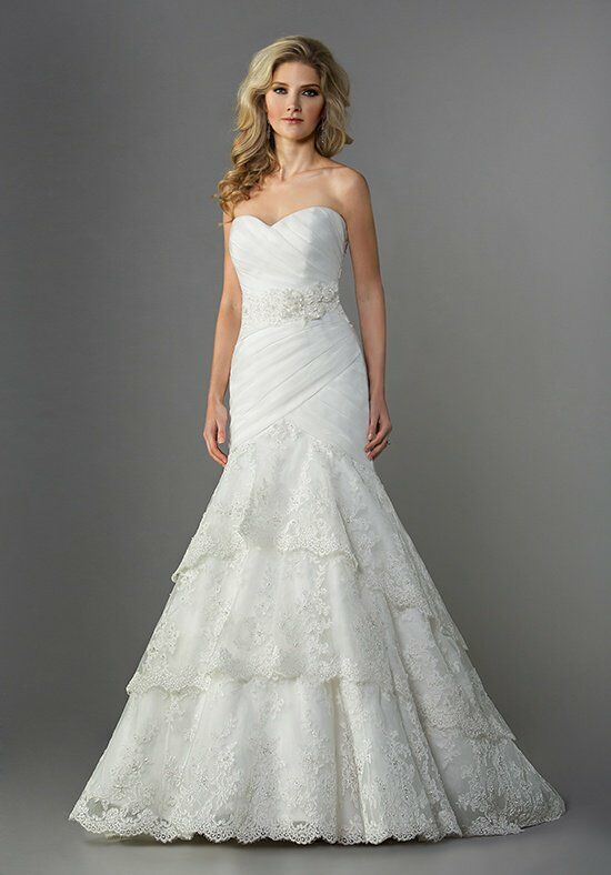 Jasmine Collection F161060 Wedding Dress photo