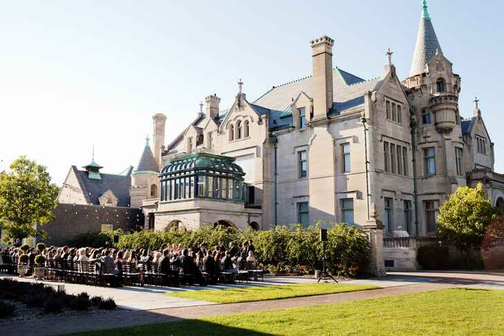 American Swedish Institute castle wedding venue