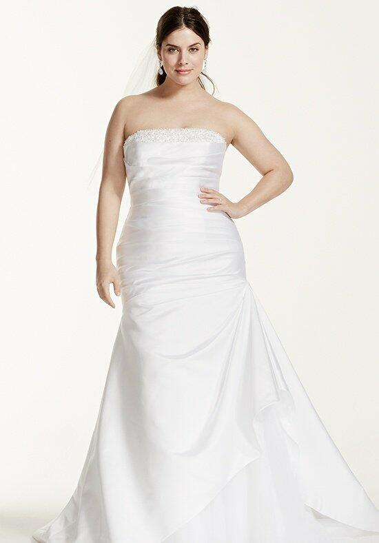 David's Bridal David's Bridal Woman Style 9KP3716 Wedding Dress photo