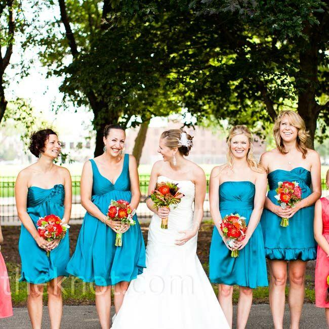 Vintage Wedding Dresses Chicago: Priscilla Of Boston Bridesmaid Dresses
