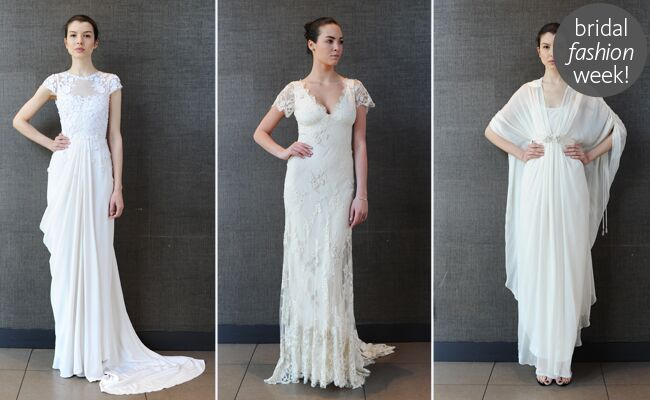 Temperley Bridal Iris Summer 2015 Collection | The Knot Blog