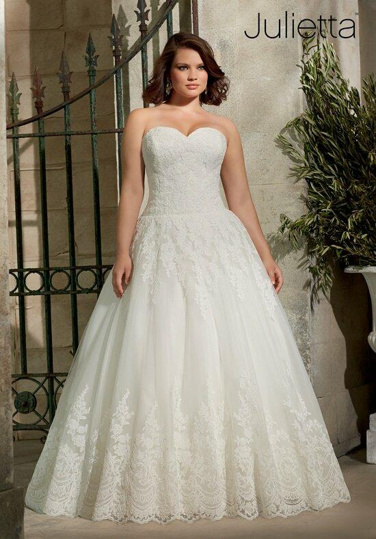 Julietta by Madeline Gardner 3178 Wedding Dress photo
