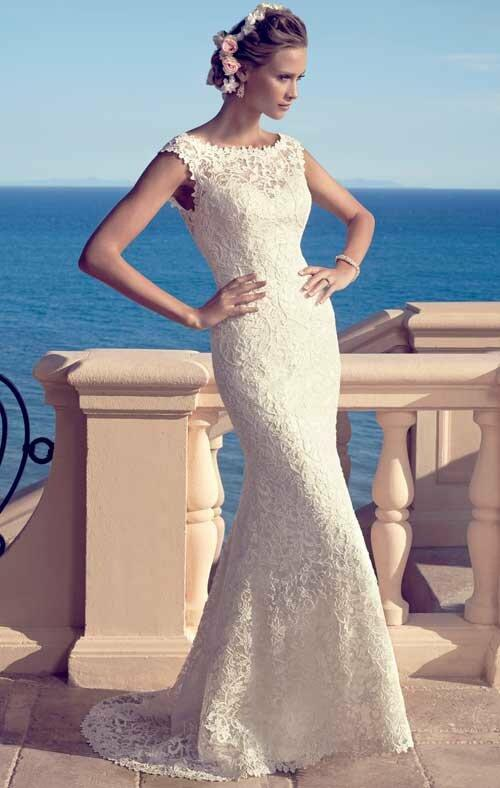 Casablanca Bridal 2183 Wedding Dress photo