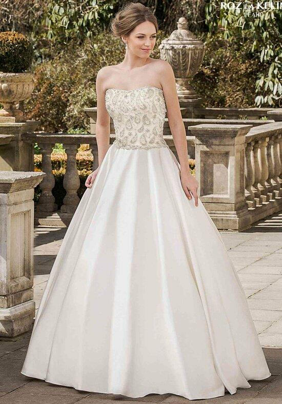 Roz la Kelin - Pearl Collection Chatterton 5701T Wedding Dress photo