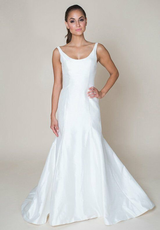 build a bride by heidi elnora elle hemingway wedding dress photo