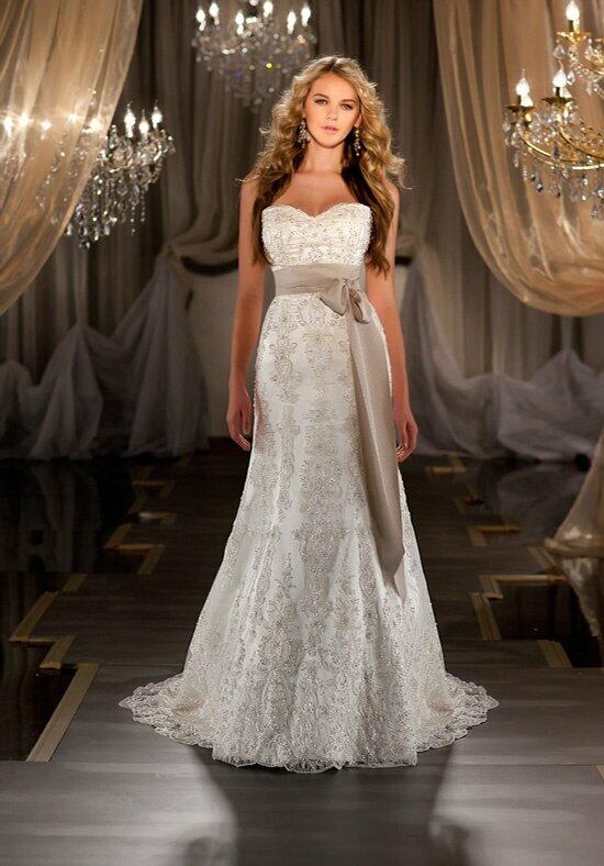 Martina Liana 419-2 Wedding Dress photo