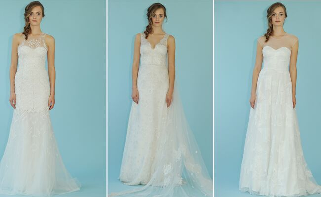See All The Latest Dresses From Bridal Fashion Week Fall