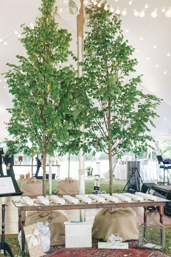 Natural Wedding Decorations Accents