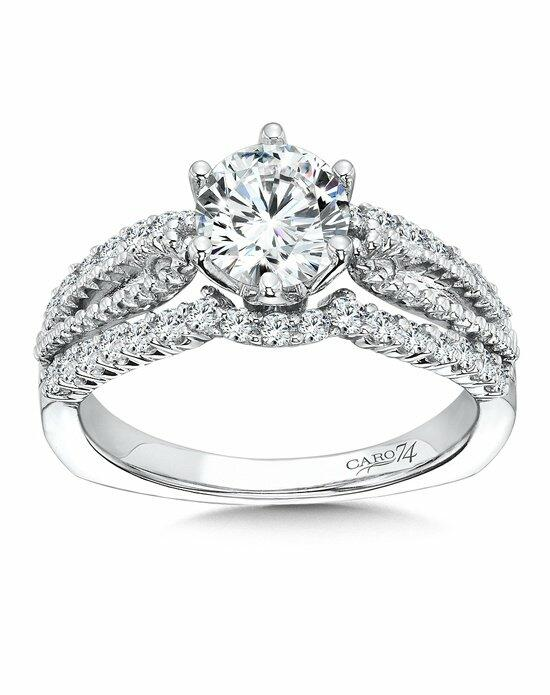 Caro 74 CR519W Engagement Ring photo