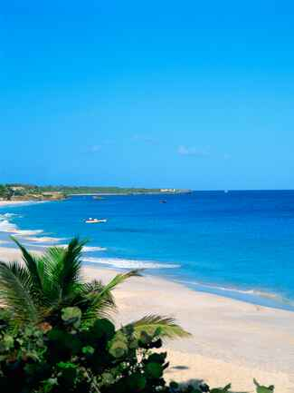 Caribbean wedding destination: Anguilla