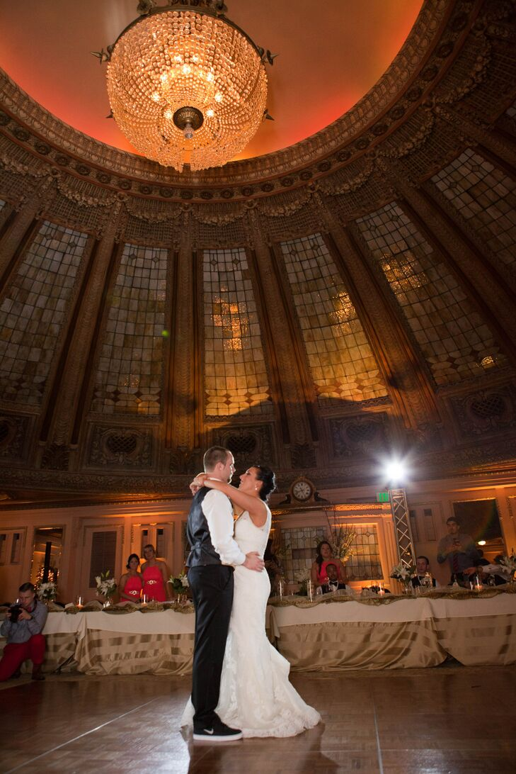 Shantelle and Alex First Dance