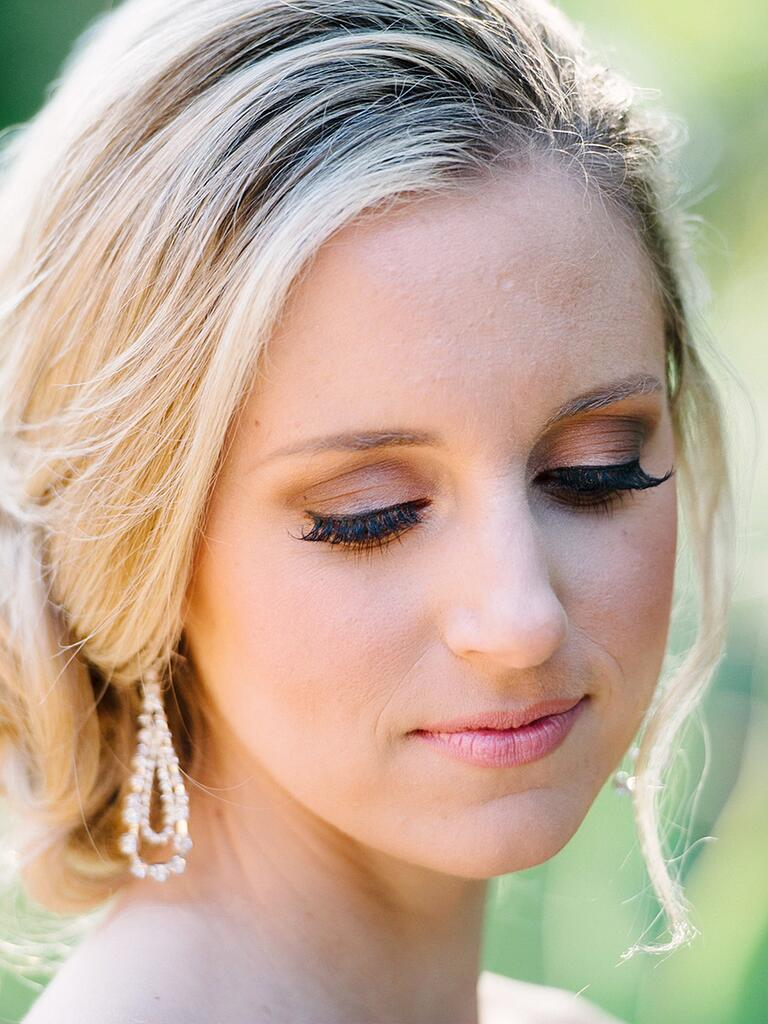The Best Wedding Makeup Tips For Blondes
