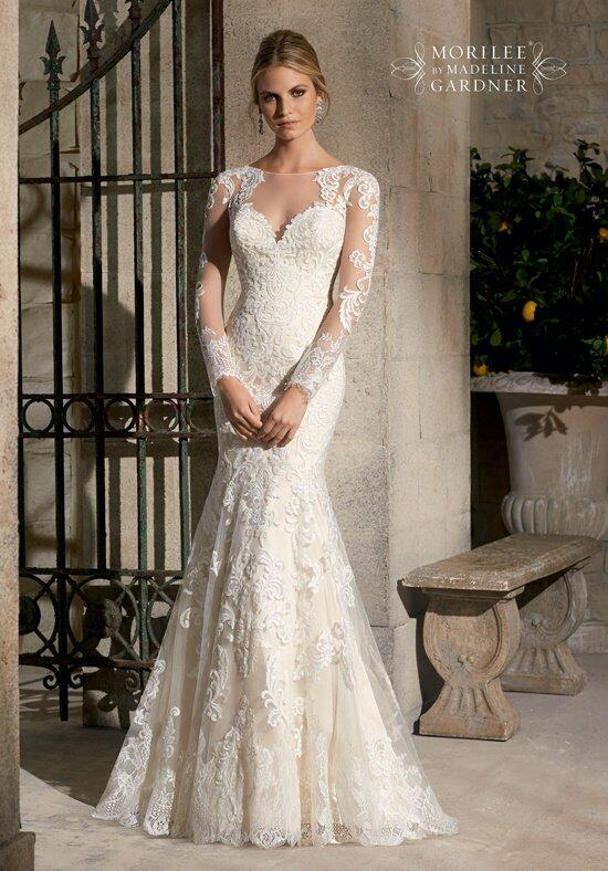 Mori Lee by Madeline Gardner 2725 Wedding Dress photo