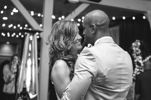 First Dance at Omni Oceanfront Resort Reception
