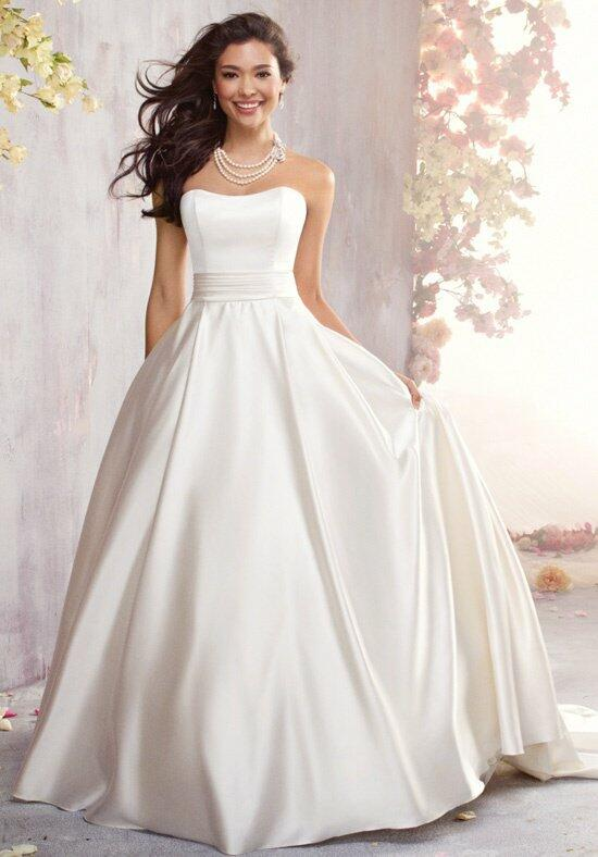 Alfred Angelo Signature 2379 Wedding Dress photo