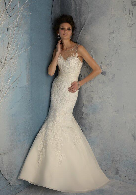 Blu by Madeline Gardner 5166 Wedding Dress photo