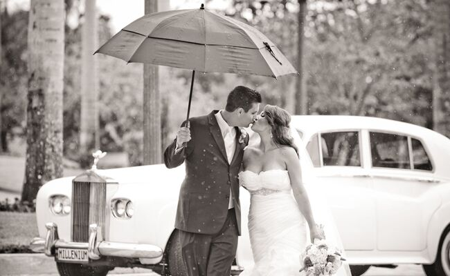 Poirier Wedding Photography// From: The Knot Blog