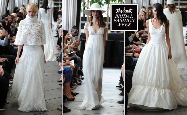 Delphine Manivet Fall Winter 2017 Wedding Dresses Kurt Wilberding Blog Theknot
