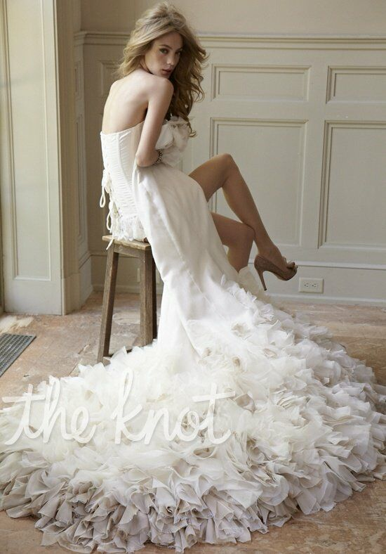 Hayley Paige 6262 Wedding Dress photo