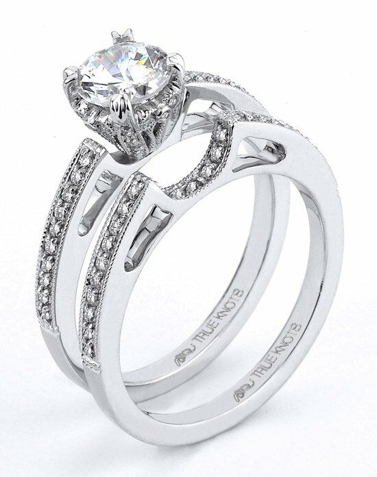 TRUE KNOTS THE KNOT COLLECTION-K3166 Engagement Ring photo