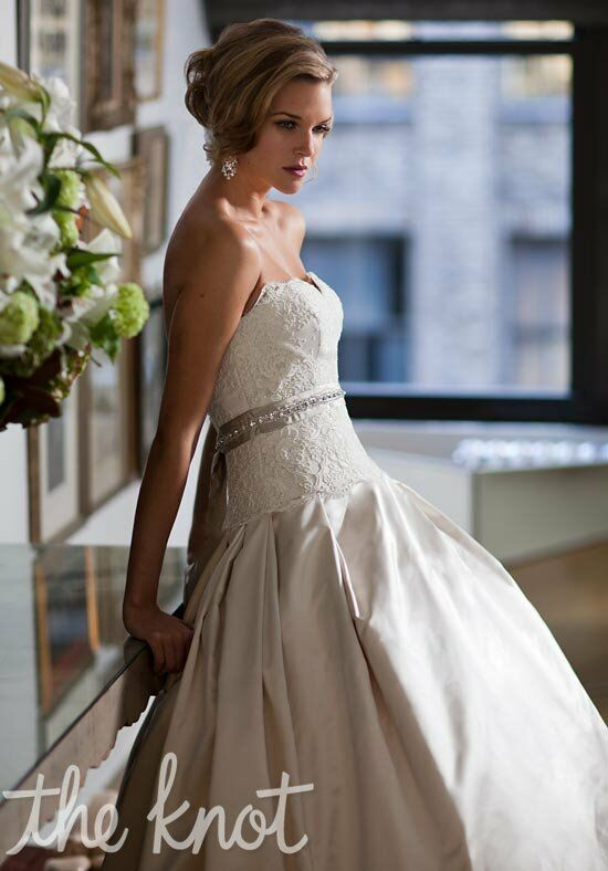 Judd Waddell Lisette Wedding Dress photo