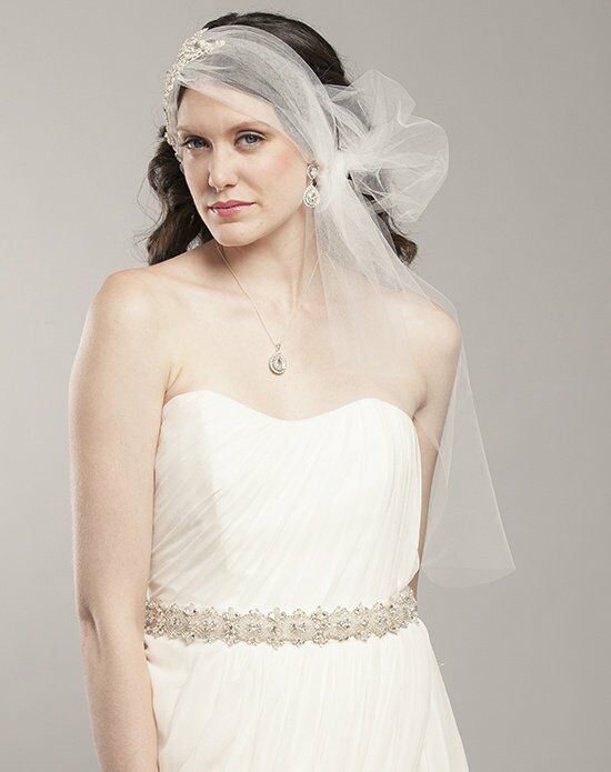 Laura Jayne Corinth Linear Sash Wedding Accessory photo