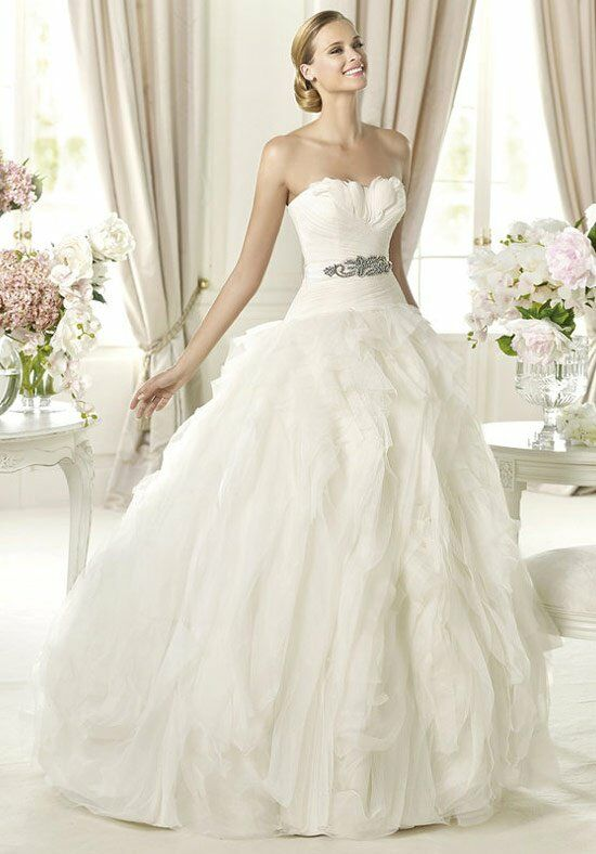 PRONOVIAS BENICARLO Wedding Dress photo