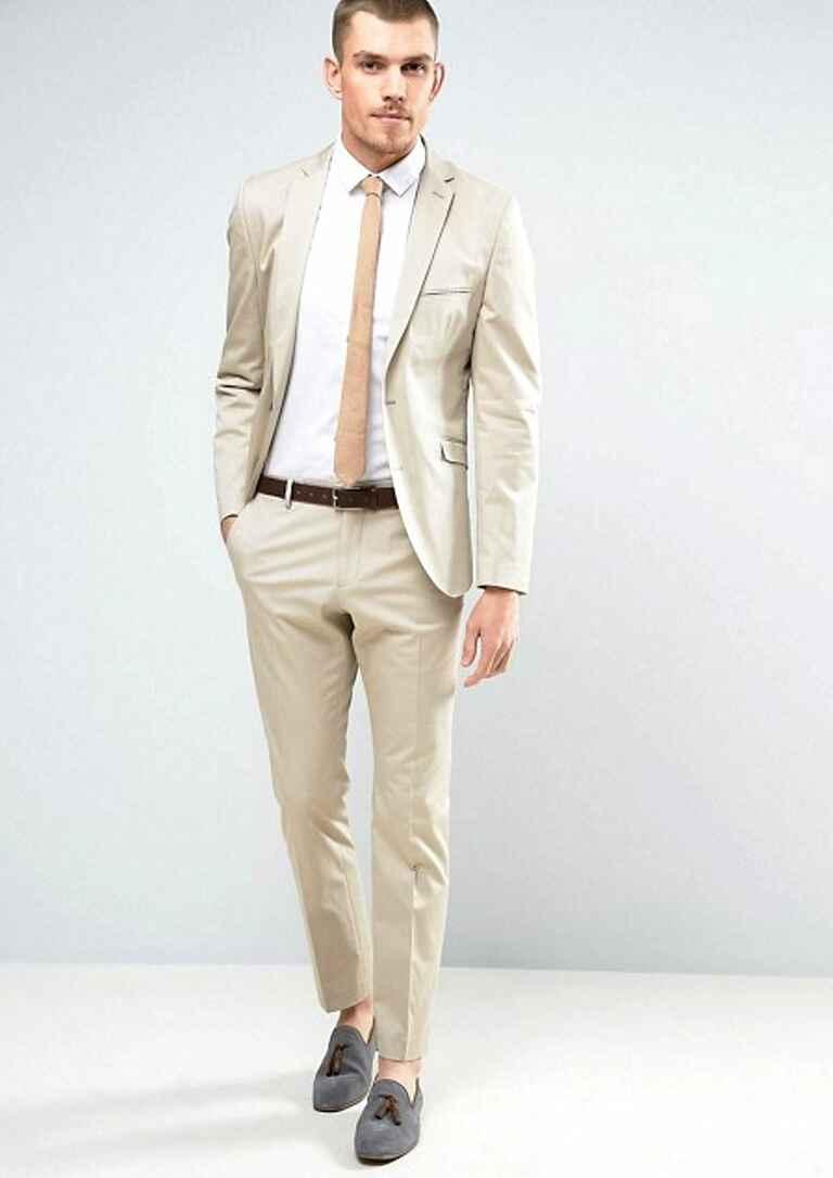 What to wear to a beach wedding beach wedding attire for for Men s wedding dress shirts