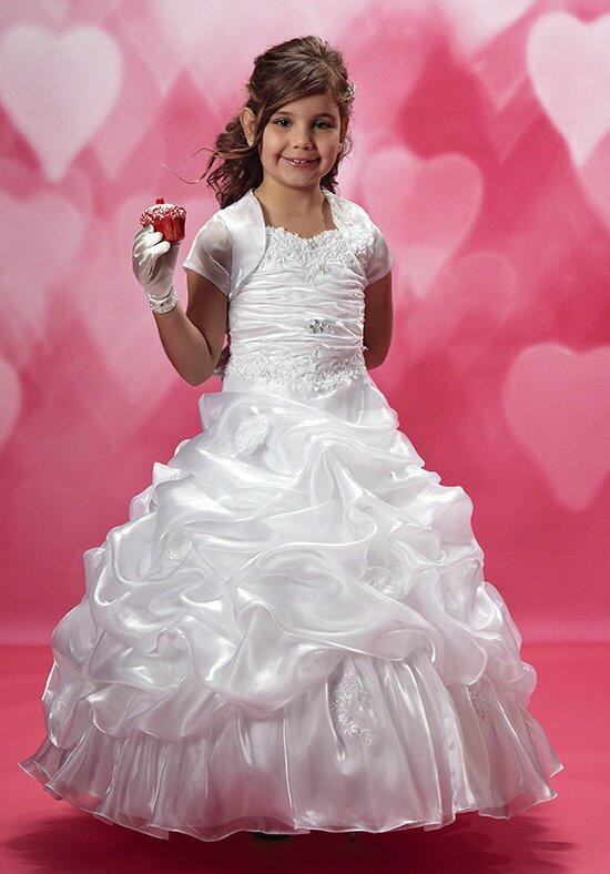 Cupids by Mary's F185 Flower Girl Dress photo