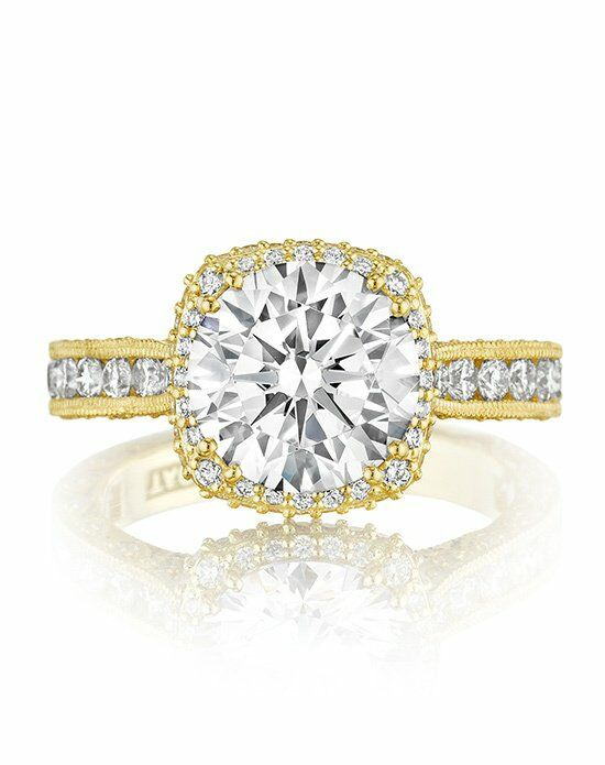 Tacori HT 2607 RD 9 Y Engagement Ring photo