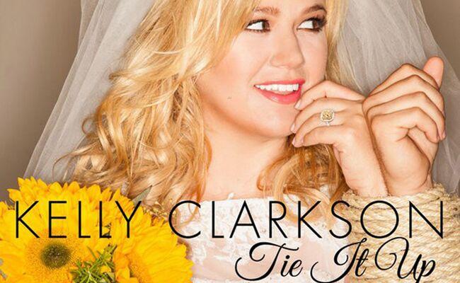 Kelly Clarkson Wedding.Kelly Clarkson S New Tie It Up Music Video