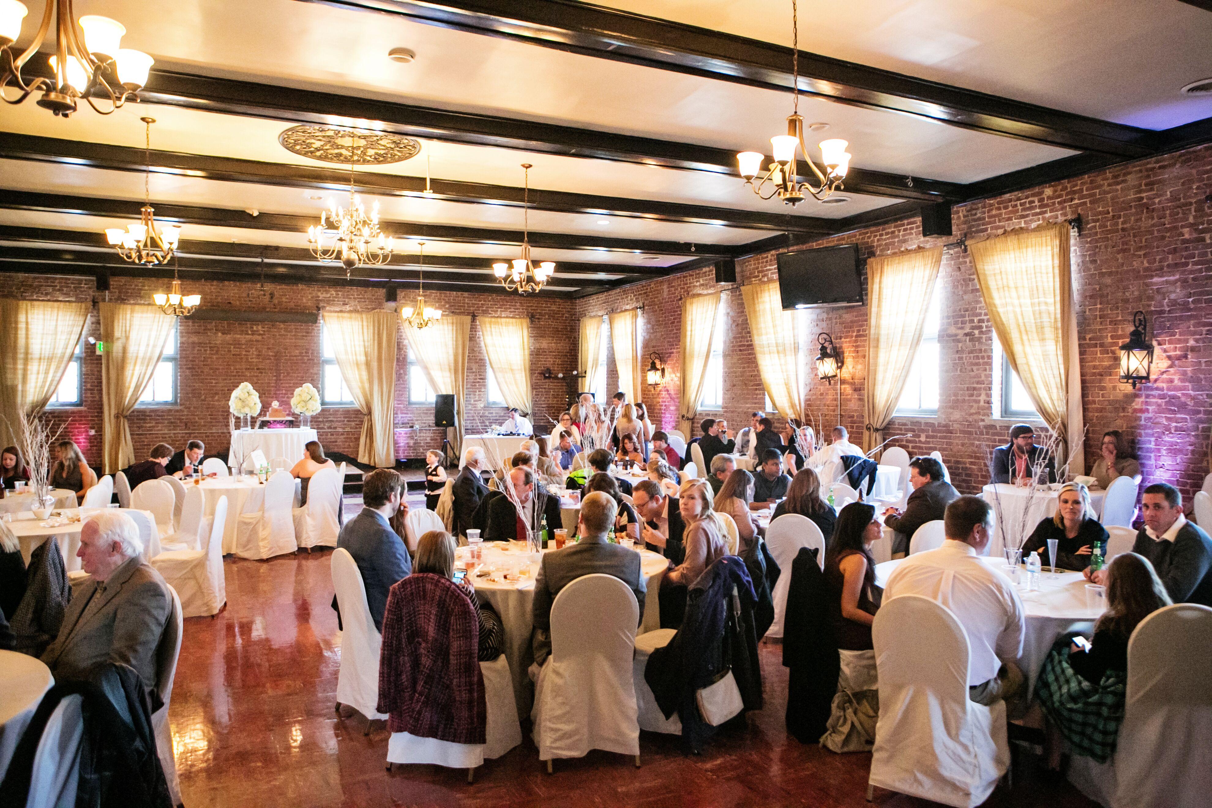 Woodrow Hall Wedding Reception