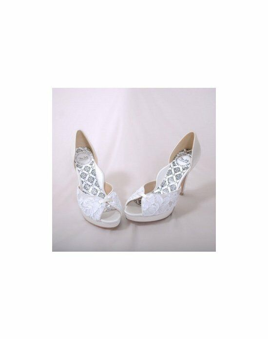 Hey Lady Shoes Off the Market Wedding Accessory photo