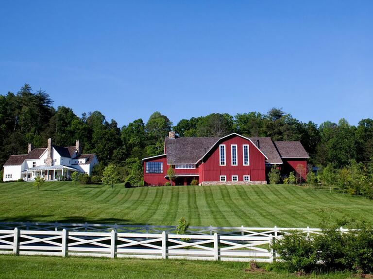 Blackberry Farm in Walland, Tennessee