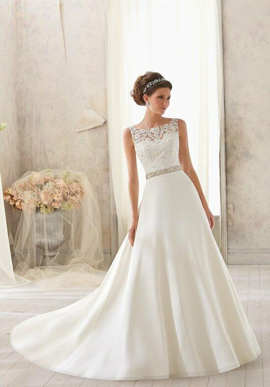 Blu by Madeline Gardner 5204 Wedding Dress photo
