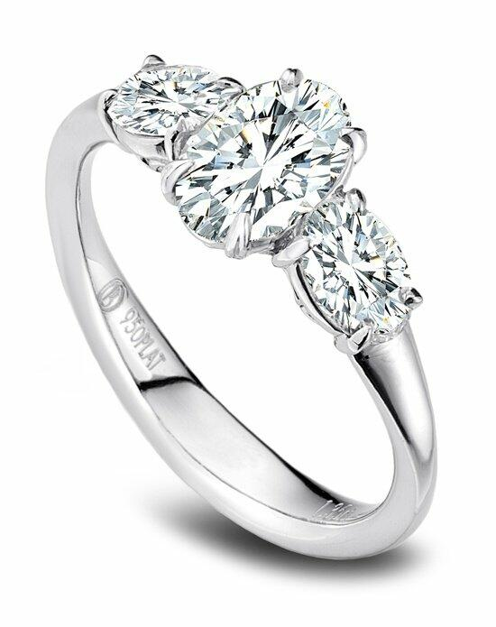 Platinum Engagement and Wedding Ring Must-Haves Precision Set Platinum and Diamond Engagement Ring Engagement Ring photo